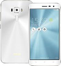 Asus ZenFone 3 ZE552KL 64GB Moonlight White, Dual Sim, 4GB, 5.5-inch, Unlocked International Model, No Warranty