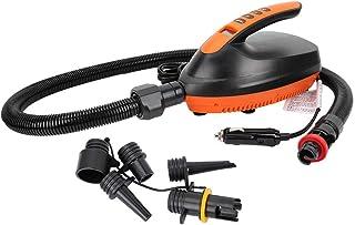 VGEBY1 Compresor de Bomba de Aire, inflador de inflado rápido de ABS Digital 12V para Sup y Placa Inflable Accesorio para Bomba de Aire Inflable