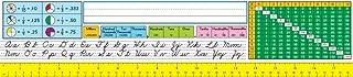 Carson Dellosa Traditional Cursive Nameplates (2073)