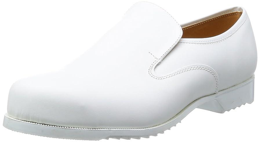 半円ジレンマ手当静電安全靴 JIS規格 スリッポン 短靴 CR7300 静電 メンズ