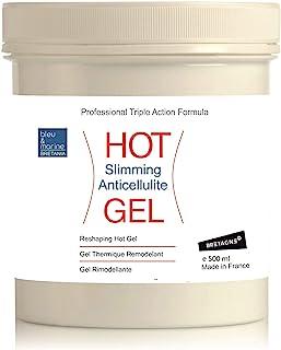 Hot Gel Adelgazante y Anticelulits ● Thermo Gel con Algas