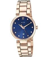 Mido - Baroncelli Donna Quartz Rose PVD Bracelet - M0222103304600