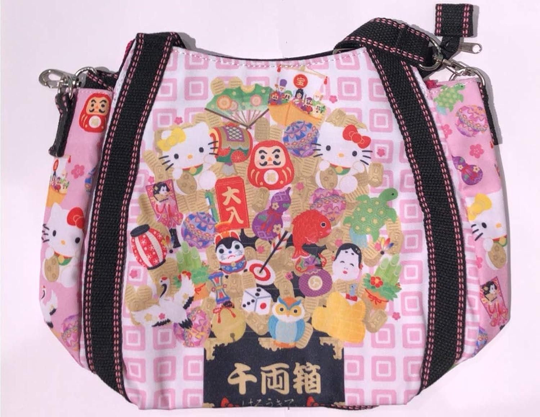 BLY Hello Kitty Shoulder Bag Japanese Design (Economic Fortune) 4599 from Japan