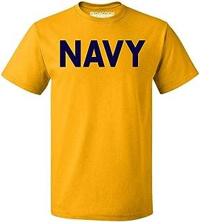 Promotion & Beyond Military Gear Navy Training PT Men's T-Shirt