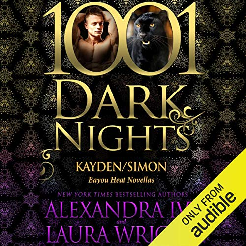 Kayden/Simon Audiobook By Alexandra Ivy,                                                                                        Laura Wright cover art