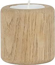 Nuance Candle Holder Candle Holder, Oak, 13148
