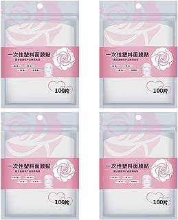 Lurrose Doe-het-zelf gezichtsblaadjes, natuurlijke spa, huidverzorging, helder, kunststof, papier, gezicht, papier, blader...