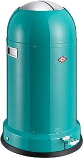 Wesco Kickmaster Classic Line Poubelle turquoise