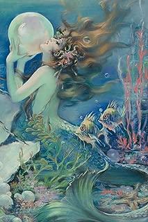 ArtParisienne The Mermaid Henry O'Hara Clive 20x30 Poster Semi-Gloss Heavy Stock Paper Print