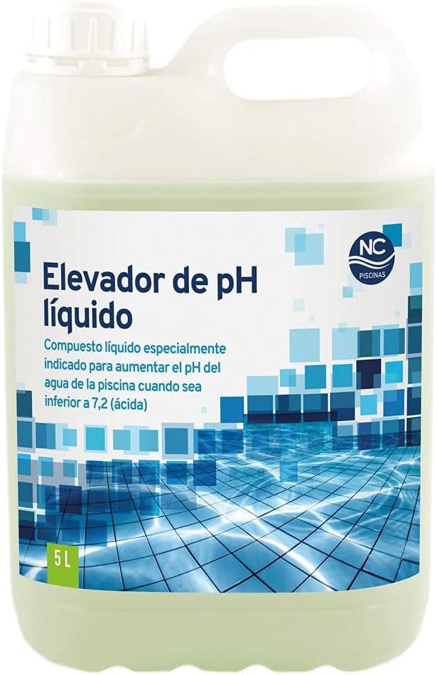 Elevador PH+ líquido 5 L