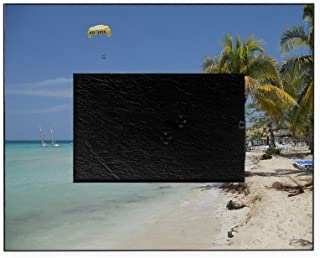 CafePress-Negril 7 Mile Beach Apr 2011-Picture Frame