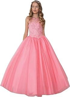 Calla Collection USA DRESS ガールズ カラー: ピンク