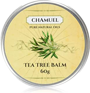 Tea Tree Oil Balm -100% All Natural | Relieves Common Skin Irritations. Great Cream for Soothing Eczema, Psoriasis, Rashes, Dry Chapped Skin, Cuticles, Hemorrhoids, Saddle Sores and More! Guaranteed