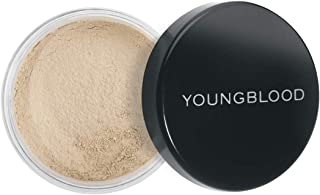 Youngblood Clean Luxury Cosmetics Loose Mineral Rice Setting Powder, Medium | Loose Face Powder Setting Foundation Translucent Finishing Matte Natural Acne | Vegan, Cruelty-Free, Paraben-Free