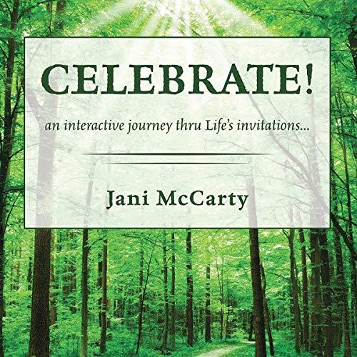 Celebrate! audiobook cover art