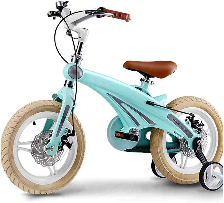 te hará satisfecho KinderfahrRueda KinderfahrRueda KinderfahrRueda HAIZHEN - Cochecito para Niños de 12-14-16 Pulgadas con Bicicleta de Entrenamiento, Regalo para Niños y niñas para recién Nacidos, Color verde, tamaño 12 Pulgadas (30,48 cm)  venta