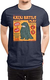 TilliessLeverette Men's Kaiju Battle Play Trend Tshirt