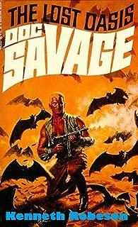 Doc Savage: The Lost Oasis  (Doc Savage (Bantam) - 6)