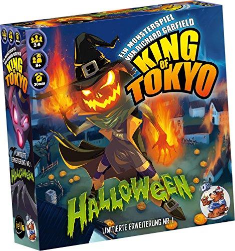 Heidelberger He542 - King of Tokyo, Halloween - Erweiterung [VHS]