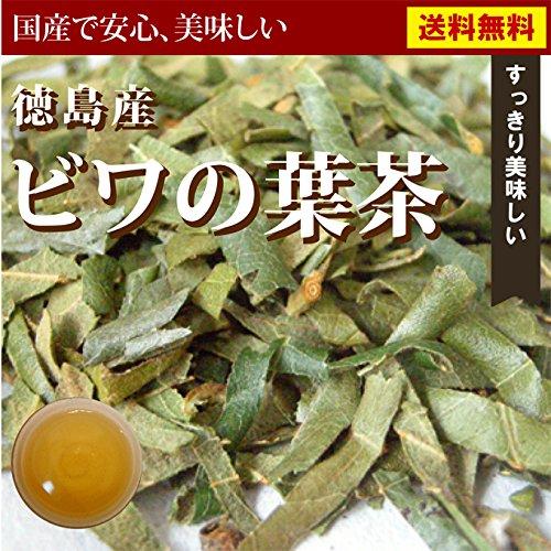 川本屋商店『徳島県産ビワの葉茶』