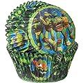 Wilton 415-7745 Teenage Mutant Ninja Turtles Baking Cups