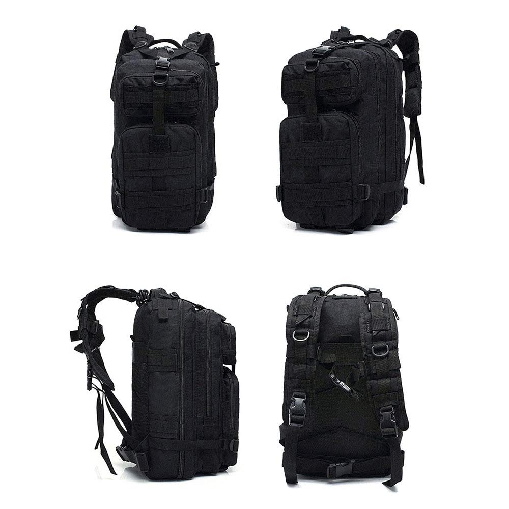 Military Tactical Backpack 30L Assault Pack Molle Bag Rucksack
