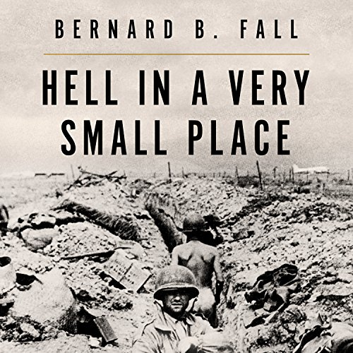 Hell in a Very Small Place audiobook cover art