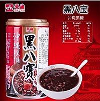 泰山牌沖縄黒飴黒八宝粥(黒糖味ハッポウカユ) 中華お土産定番・台湾超人気商品・台湾風味名物 冷凍商品との同梱はできませんのでご注意ください。
