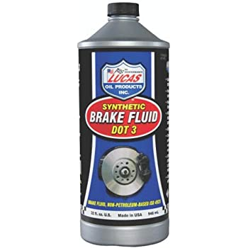 Lucas Oil 10826 Brake Fluid - 1 Quart