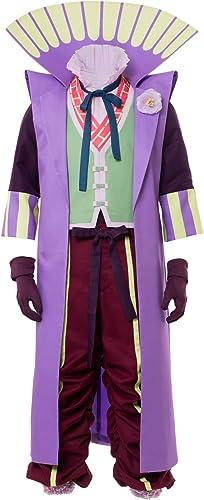 MingoTor Offiziersbursche Outfit Halloween Cosplay Kostüm Japanese Style Herren L