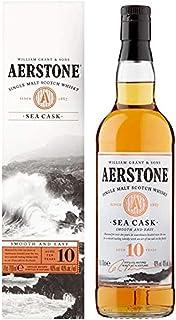 Aerstone Sea Cask 10 Year Old Single Malt Scotch Whiskey, 700 ml