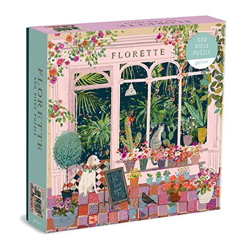 Florette: 500 piece puzzle