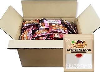 訳あり 小袋ナッツ詰め合わせボックス!(約100~130袋入りに小分け袋3枚まで!)送料無料 おつまみ おやつ ナッツ ミックスナッツ 訳あり 訳アリ お土産 詰め合わせ 福袋 在庫処分 非常食 保存食 備蓄食 小袋