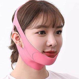 wsbdking Face-Lift Bandage Delicate Gezicht Ademend Verwijdering Afslankmasker Dubbele Chin Hef Face Firming Sleep Band Fa...