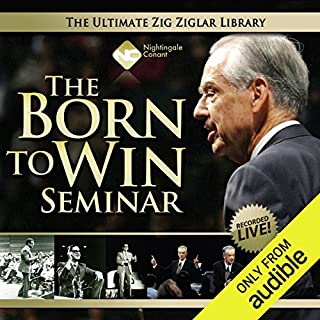 Page de couverture de The Born to Win Seminar