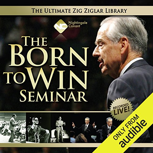 The Born to Win Seminar audiobook cover art