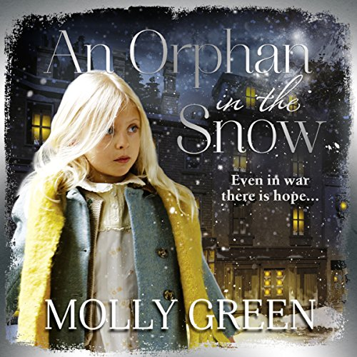 An Orphan in the Snow audiobook cover art