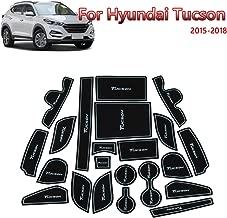 MOERTIFEI Car Mudguard Fender Mud Flaps Splash Guards Kit fit for Hyundai Tucson 2016 2017 2018
