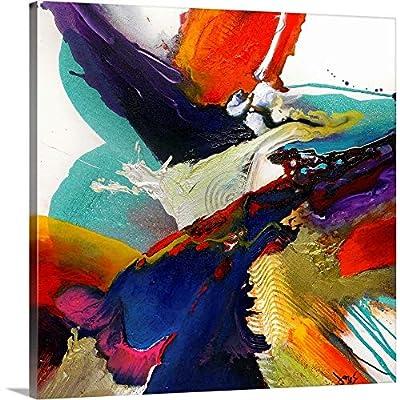 Flourish I Canvas Wall Art Print by CANVAS ON DEMAND