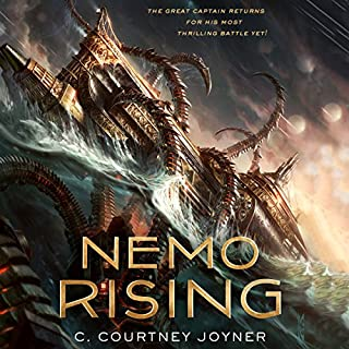 Nemo Rising                   By:                                                                                                                                 C. Courtney Joyner                               Narrated by:                                                                                                                                 Derek Perkins                      Length: 10 hrs and 18 mins     10 ratings     Overall 4.3
