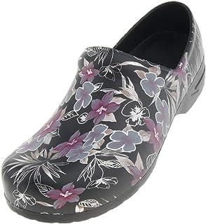 Lovoski Non Slip Kitchen Shoes Restaurant Non Slip Work Shoes Rain Shoes Short Booties For Men Women Chef Nurse