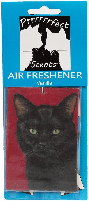 Prrrrrrfect Scents Black Cat Air Freshener, Vanilla