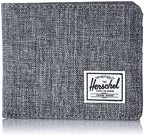 Our #5 Pick is the Herschel Roy RFID Bifold Cool Wallet