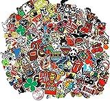 CHNLML Cool Sticker 105pcs Random Music Film Vinyl...