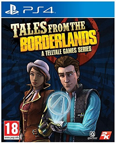 Tales From The Borderlands–A Tell Tale Game Series (pegi Version)