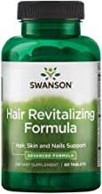 Swanson Advanced Hair Revitalizing Formula 60 Tabs