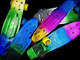 Ridge Skateboard Neochrome Range Mini Cruiser 22″ - 4