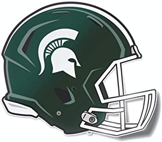msu football helmet stickers