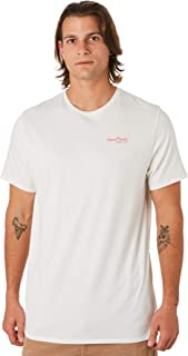 Swell Men's Perch Mens Tee Short Sleeve Cotton White