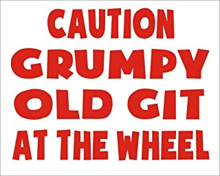 SHAWPRINT Grumpy Old BMW R1200RT Owner Lives Here metal sign//plaque funny 61H2